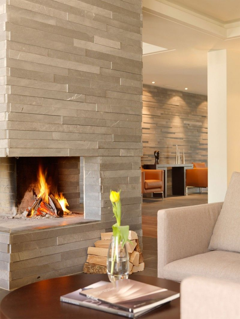New Modern Fireplace Decor Ideas