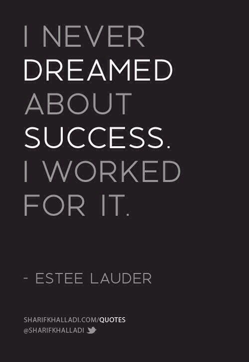 Estee Lauder.