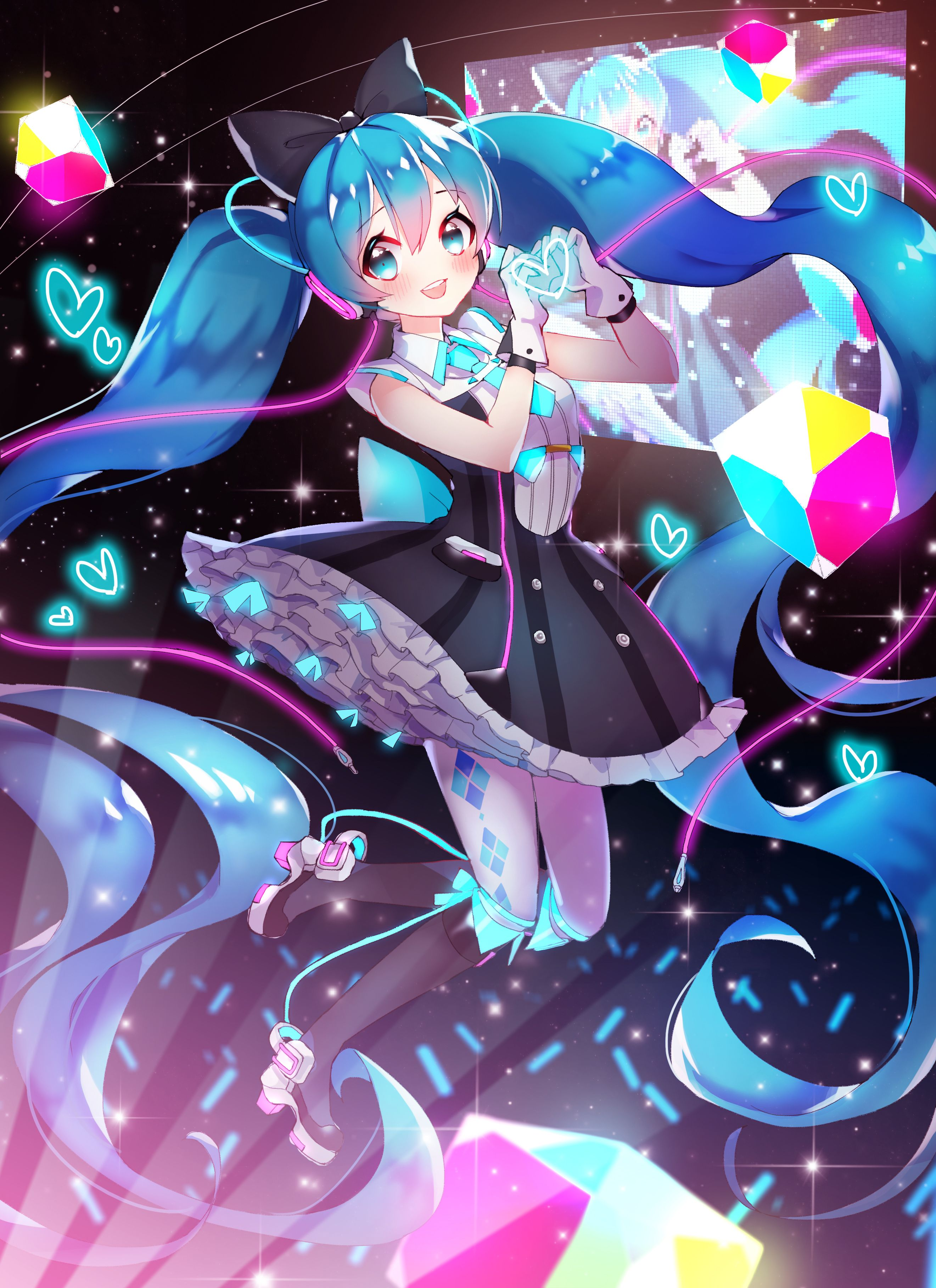 Pinterest Hatsune Miku Vocaloid Anime