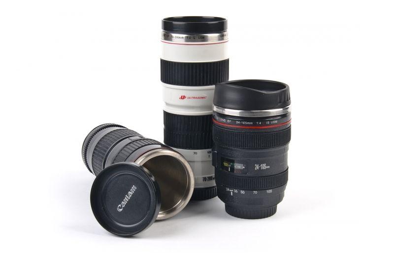 Camera Lens Mug from BustedTees
