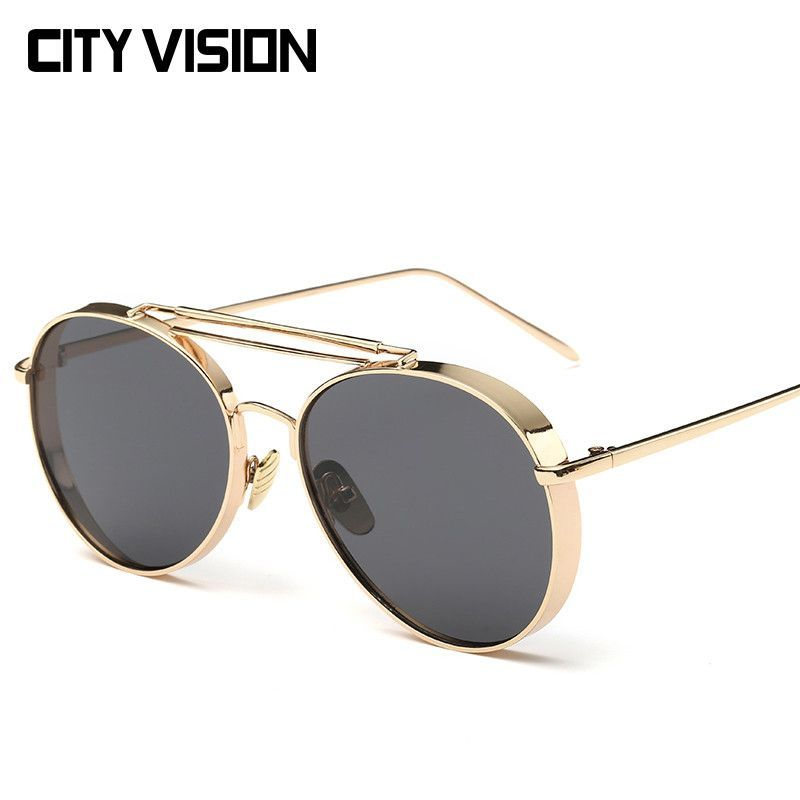 High Quality Stylish Metal Thick Frame Women Sunglasses With Low Price  WDSG113 eeaf34ddb7