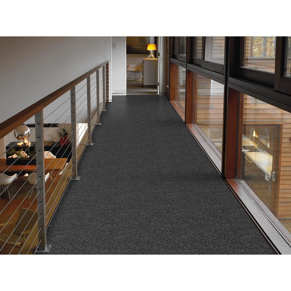 Home Decorators Collection Wholehearted I Color Skyline Twist 15 Ft Carpet Hde1413501 The Home Depot Home Decorators Collection Carpet Colors Carpet