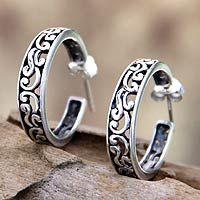 EARRINGS - Unique Handmade Silver & Gemstone Earrings at NOVICA