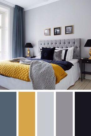 12 Wunderschöne Schlafzimmer Farbschemata, Die Ihnen Inspiration Zu Ihrem  Nächsten Schlafzimmer Remodel Geben Wird | Pinterest | Farbschemen, ...