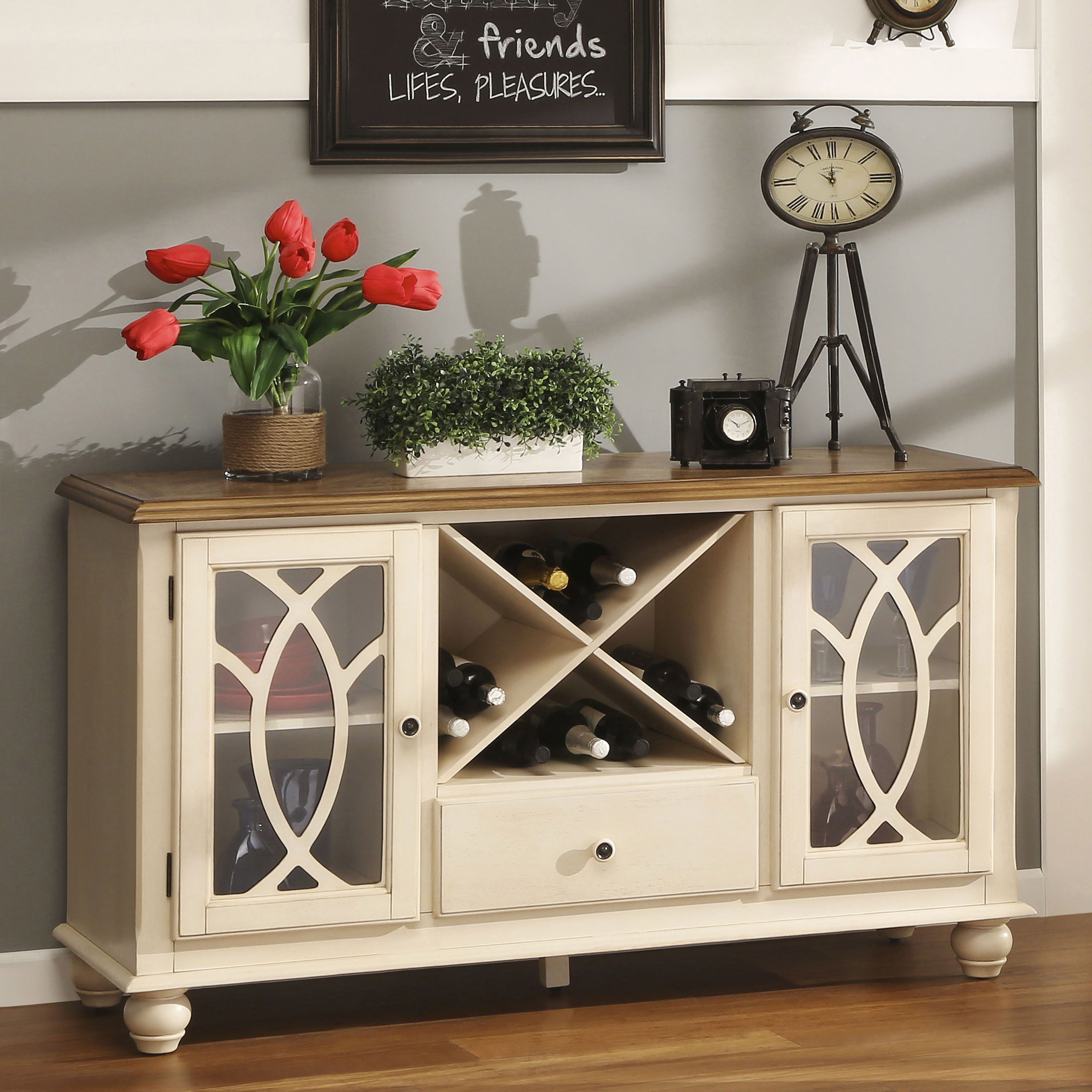 garden today product simple buffet buffets shipping hutches with hutch home country living farmhouse free and overstock