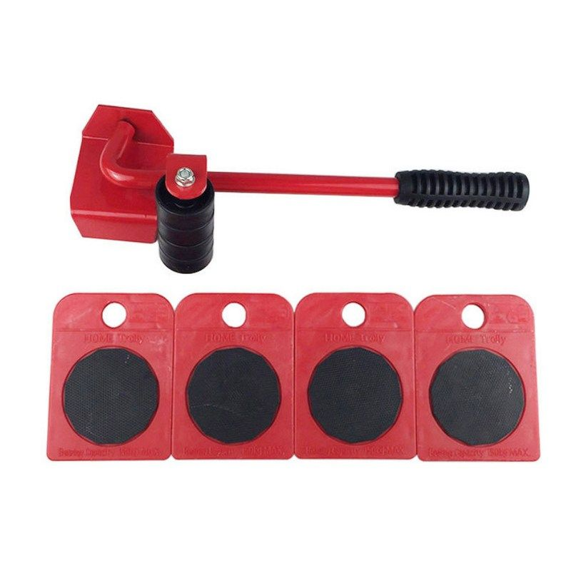 5 In 1 Moving Heavy Object Handling Tool Household Furniture