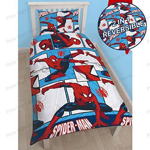 funda nordica spiderman