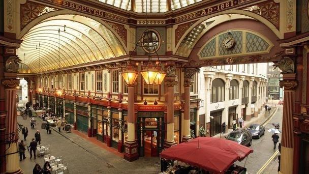 Harry Potter S England London Places London City Visit Britain