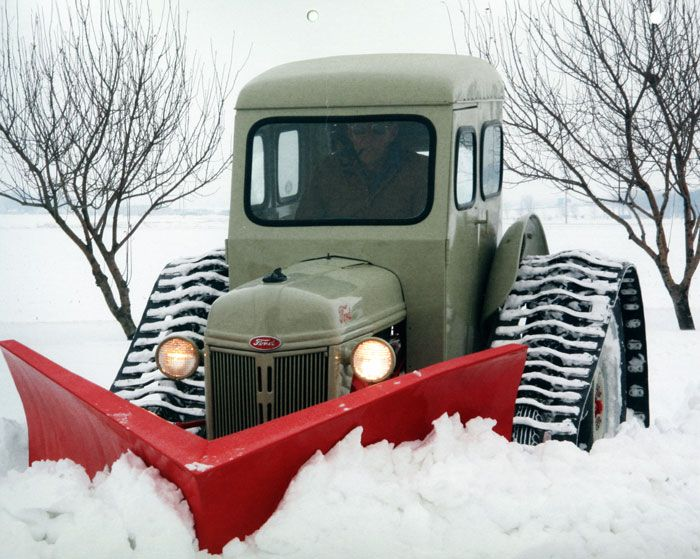 Just a nice plow