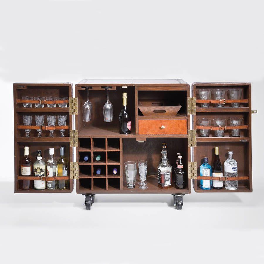 Lovely Portable Bar for Home