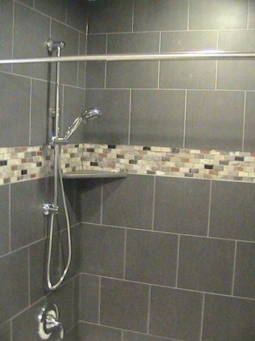 Bathroom Accent Tile Design Ideas