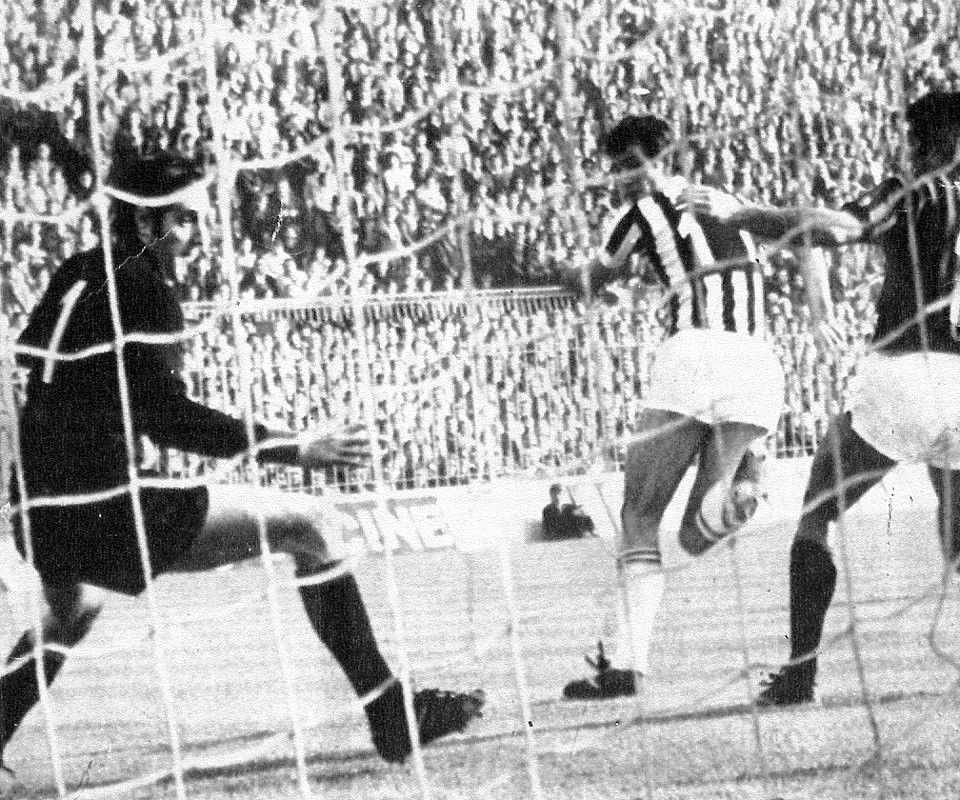 1971/72 Milan – Juventus 1-4, il famoso goal di Bettega di tacco nel 2020 |  Juventus, Goal, Calcio