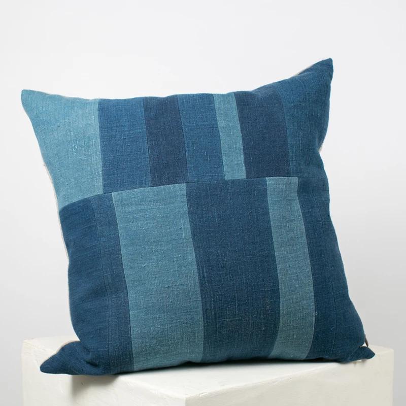 Pin By Mariska Hofman On Sewing Pillows Pillows Stripe Pillow Sewing Pillows