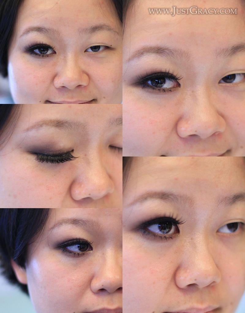asian makeup #chinese makeup #puffy eyes #loose eyelid