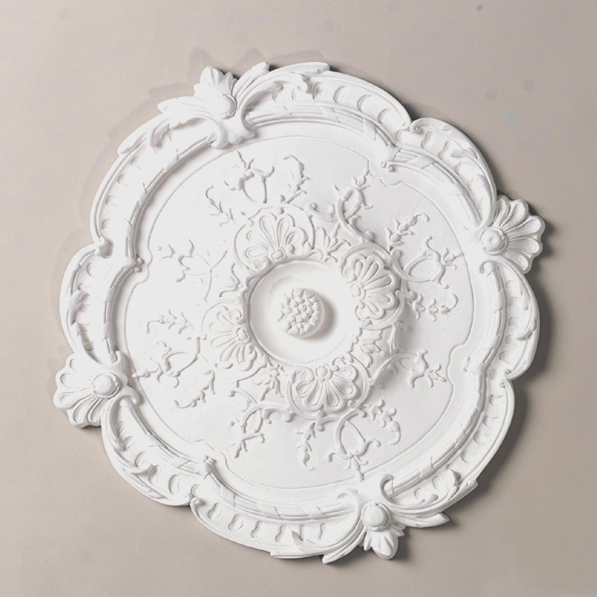 15 Ornate Round Ceiling Medallion Bedroom Light Pinterest