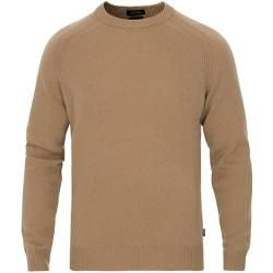 Photo of Boss Banilo Cashmere Crew Neck Beige Hugo Bosshugo Boss