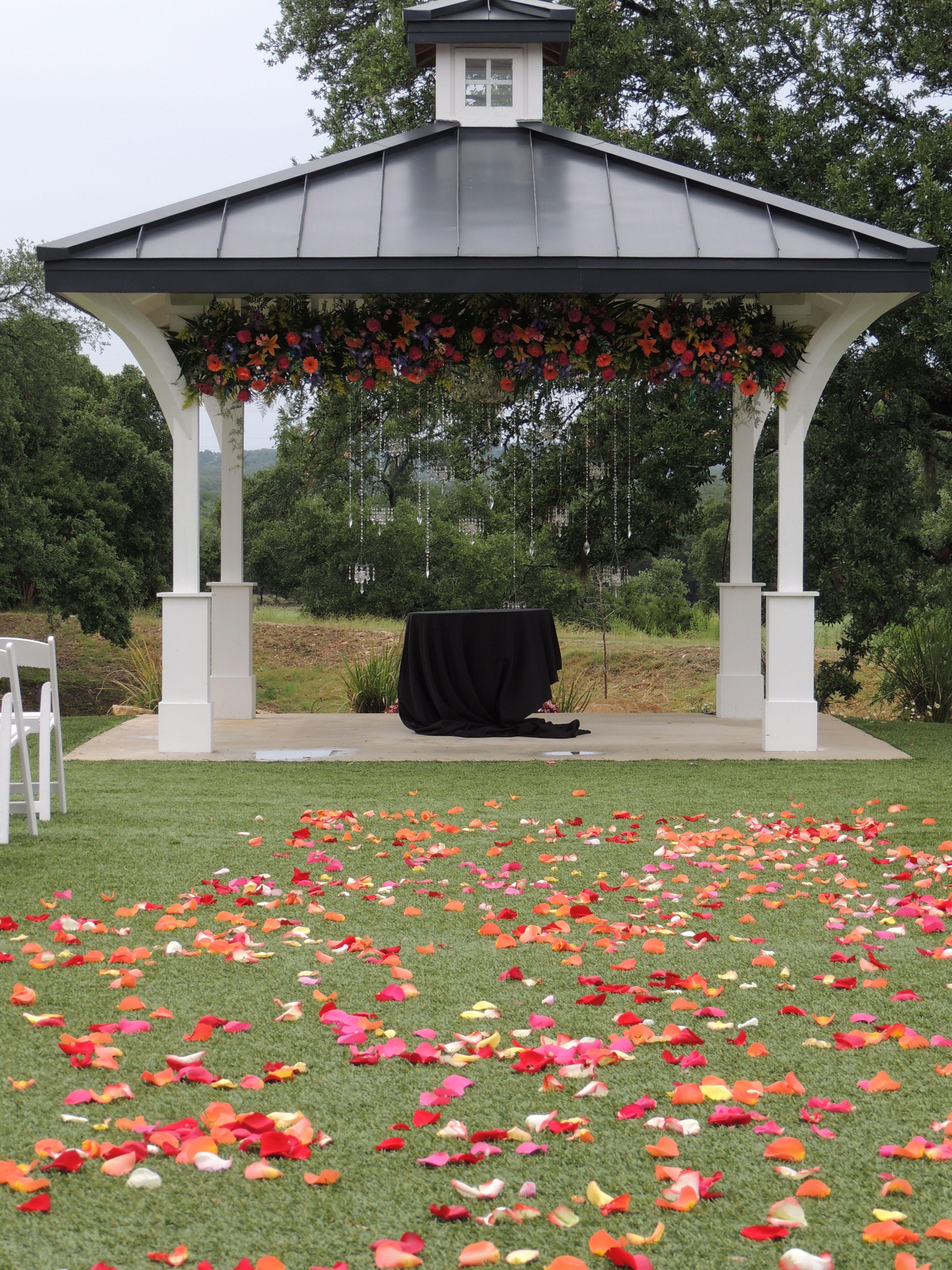 21++ Summer outdoor wedding aisle decor ideas