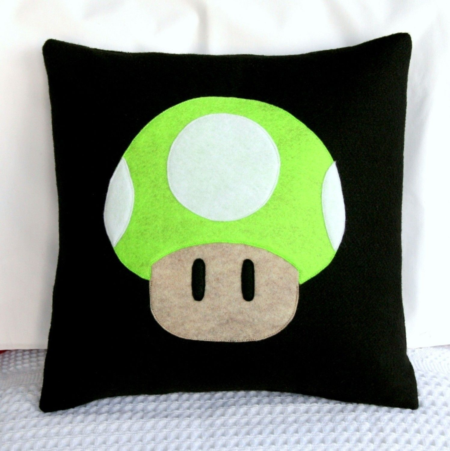 Super Mario Brothers up Pillow Cover x inches Eco Friendly