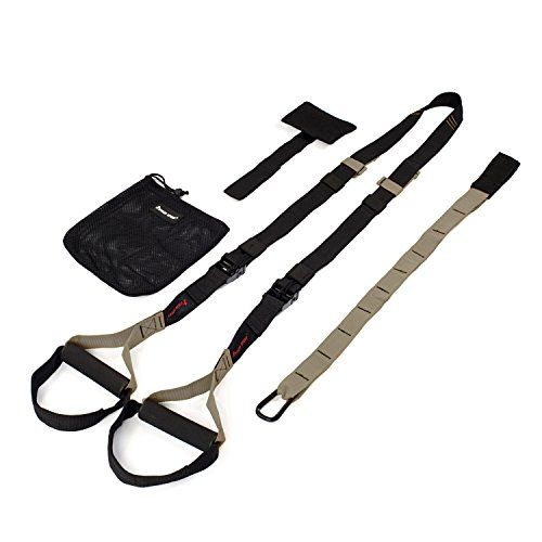 Kylin Sport Heavy Duty Pro Trainer Straps For Home Workout Gym Mma Resistance Training Crossfit Review Gym Workouts Recumbent Bike Workout Best Treadmills