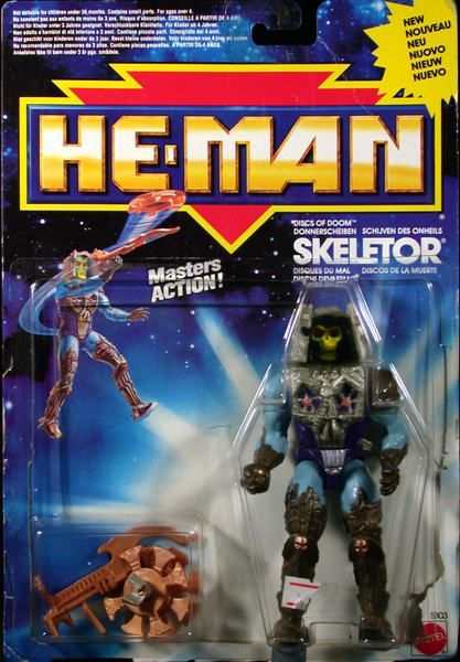 He-Man and the Masters of the Universe vintage Stilt Stalker partie Action Figure