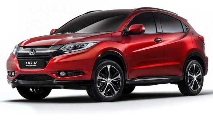 Harga Honda Hrv Terbaru Di Indonesia Honda Mobil Baru Mobil