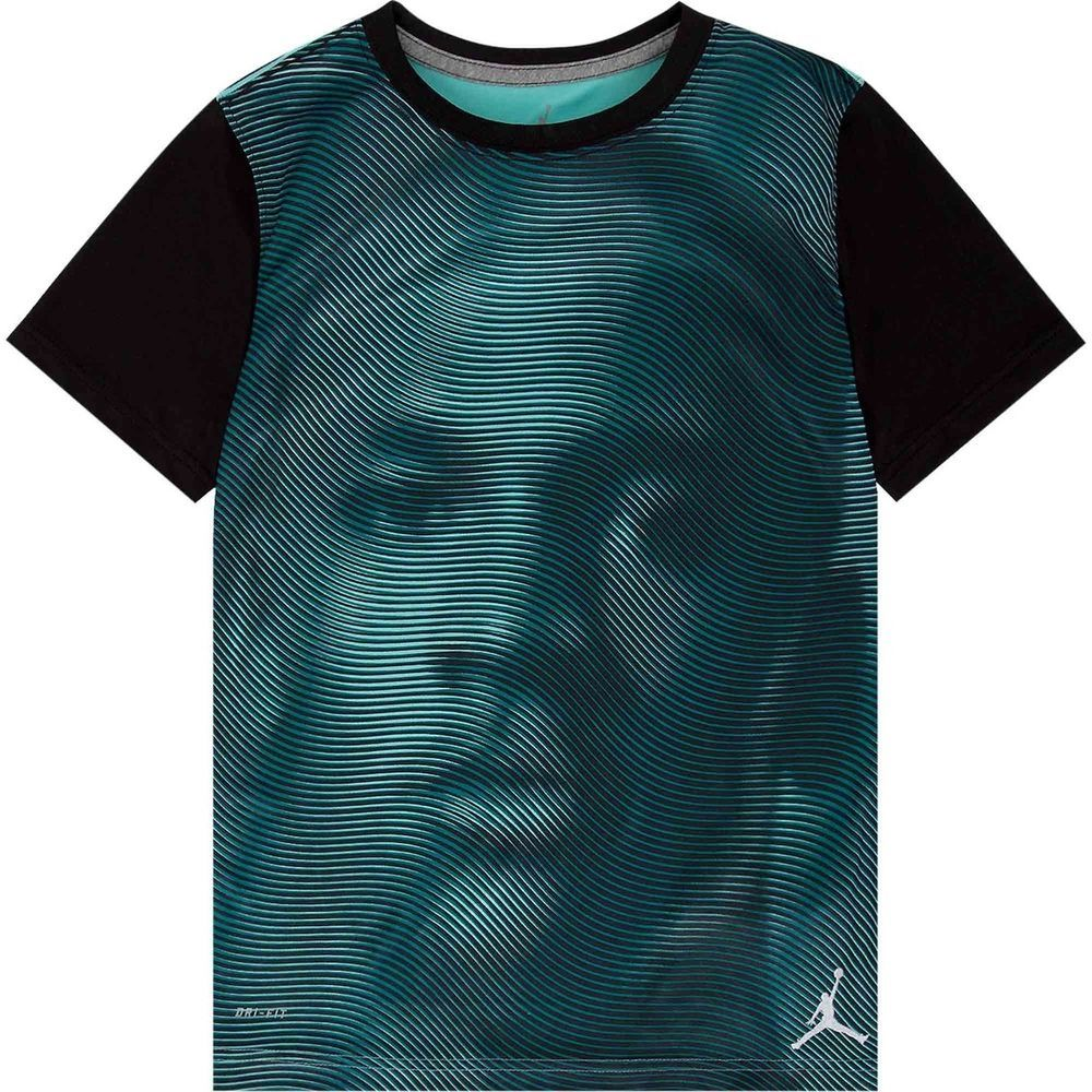 8d13393321d NIKE AIR JORDAN JUMPMAN BASKETBALL WORKOUT DRIFIT T-SHIRT TEE YOUTH MEDIUM  10-12 #fashion #clothing #shoes #accessories #kidsclothingshoesaccs ...