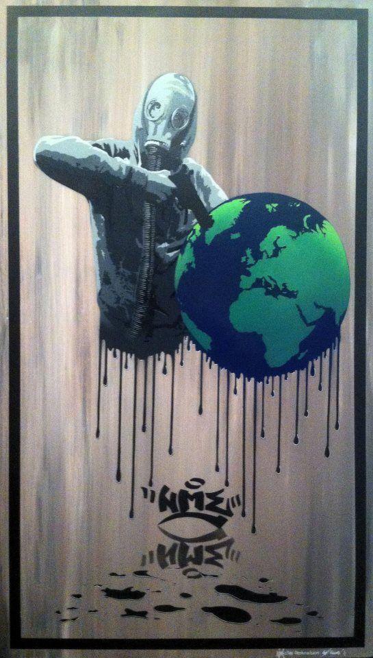 NME - street artist:  www.facebook.com/...  - ART - #art #artist #NME #street #wwwfacebookcom #graffitiart