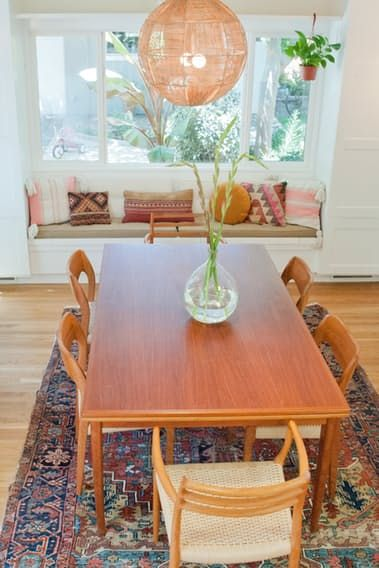 House Tour: A Cheery, Patterned Oasis in California