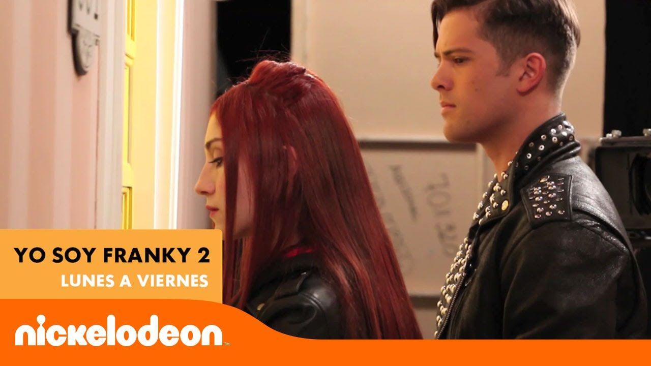 Detrás de escena en Yo Soy Franky 2 - Mundonick Latinoamérica