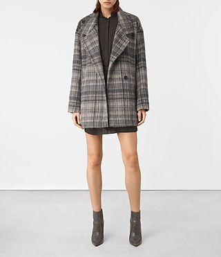 ALLSAINTS Meade Coat. #allsaints #cloth #