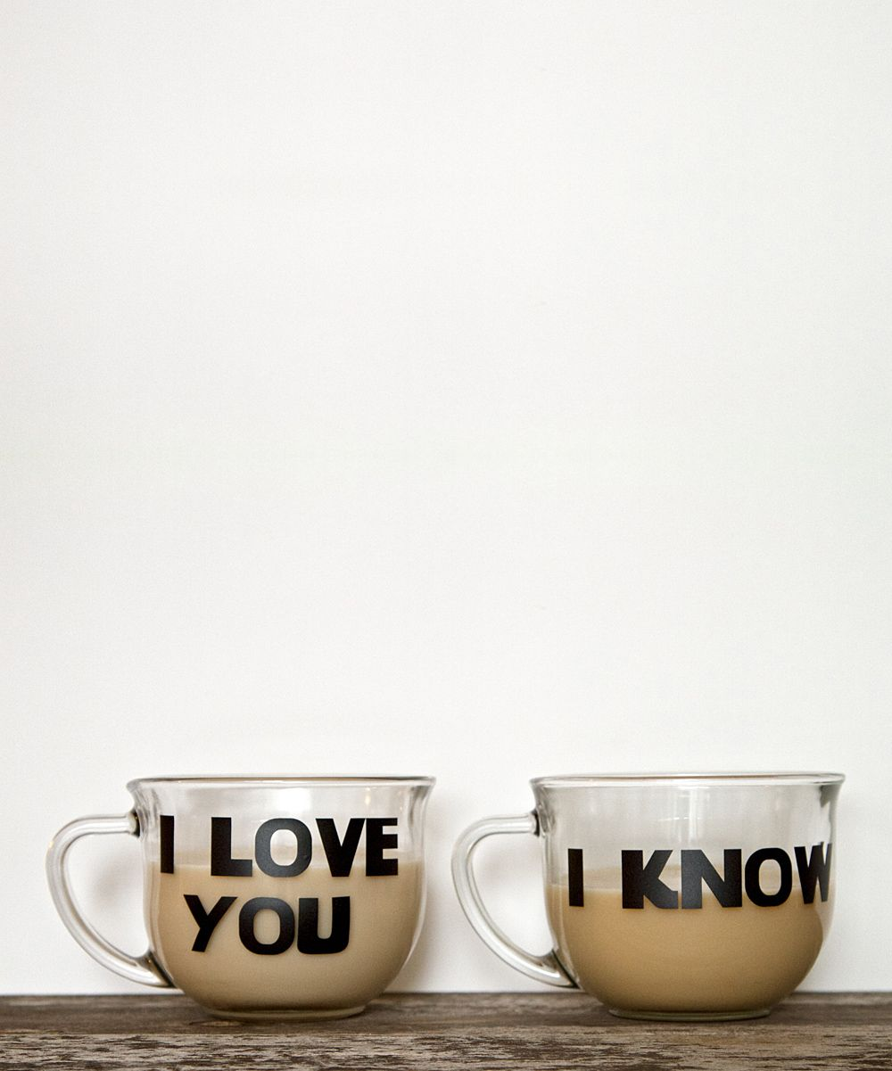 When you love coffee, and each other, this much.
