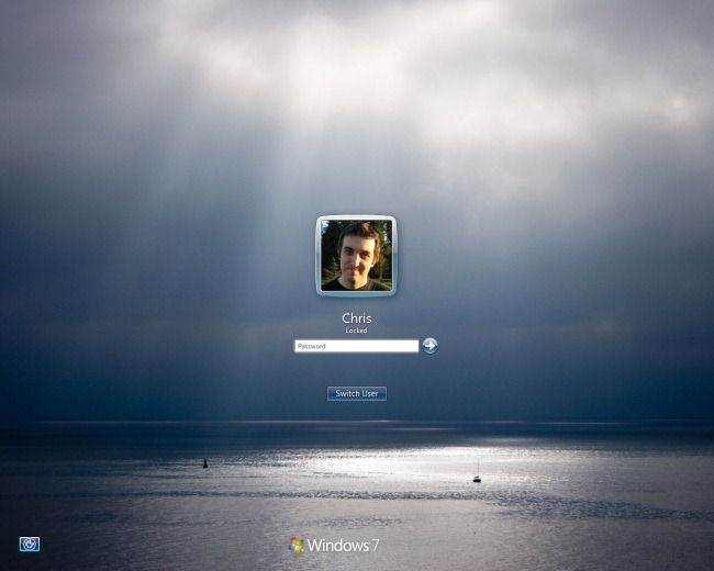 How To Set A Custom Logon Screen Background On Windows 7 8 Or 10 Lock Screen Backgrounds Background Windows