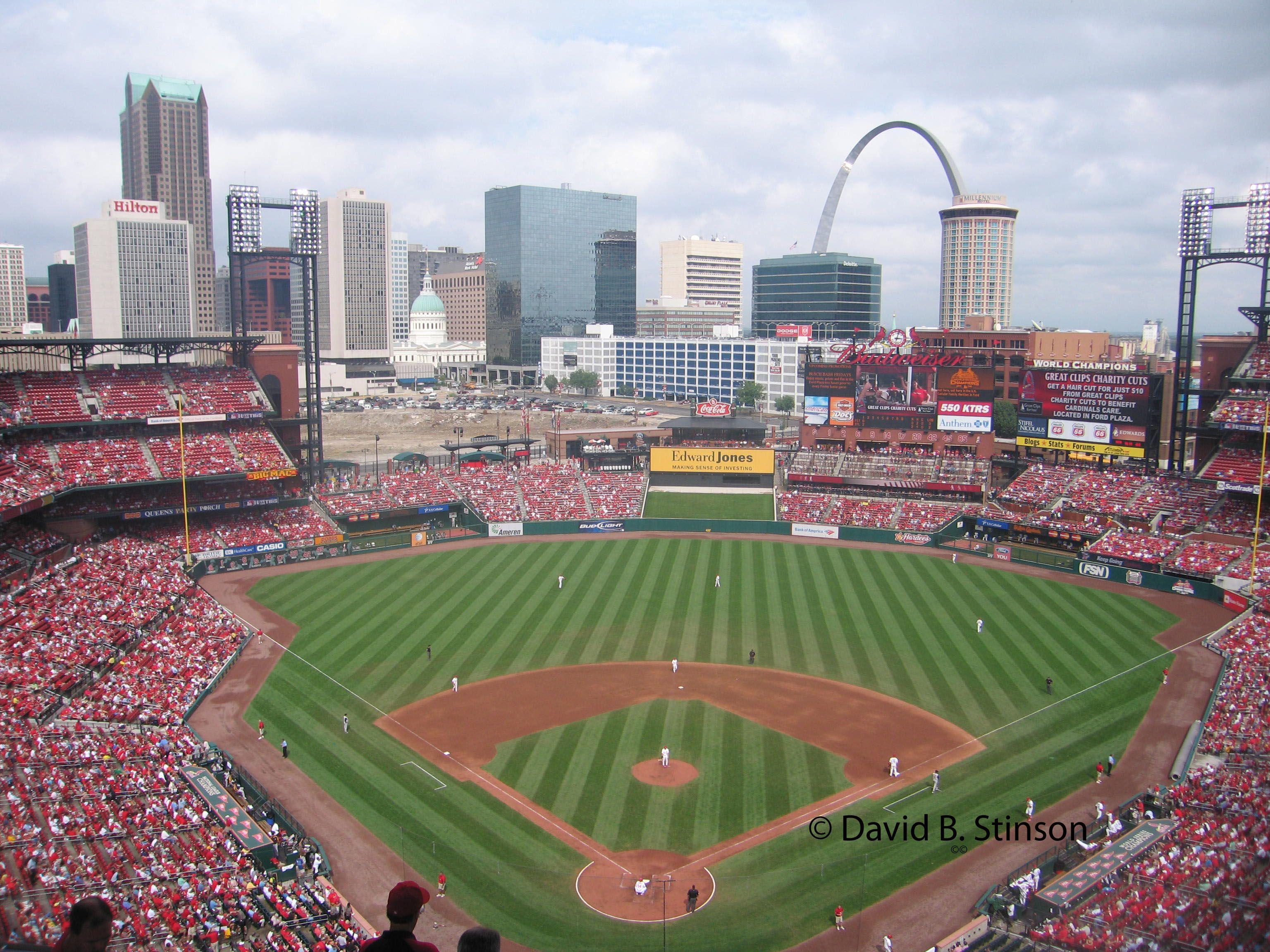 1000 Images About Mlb Ballparks I 39 Ve Visited On Pinterest Parks Baseball Park Busch Stadium Ballparks