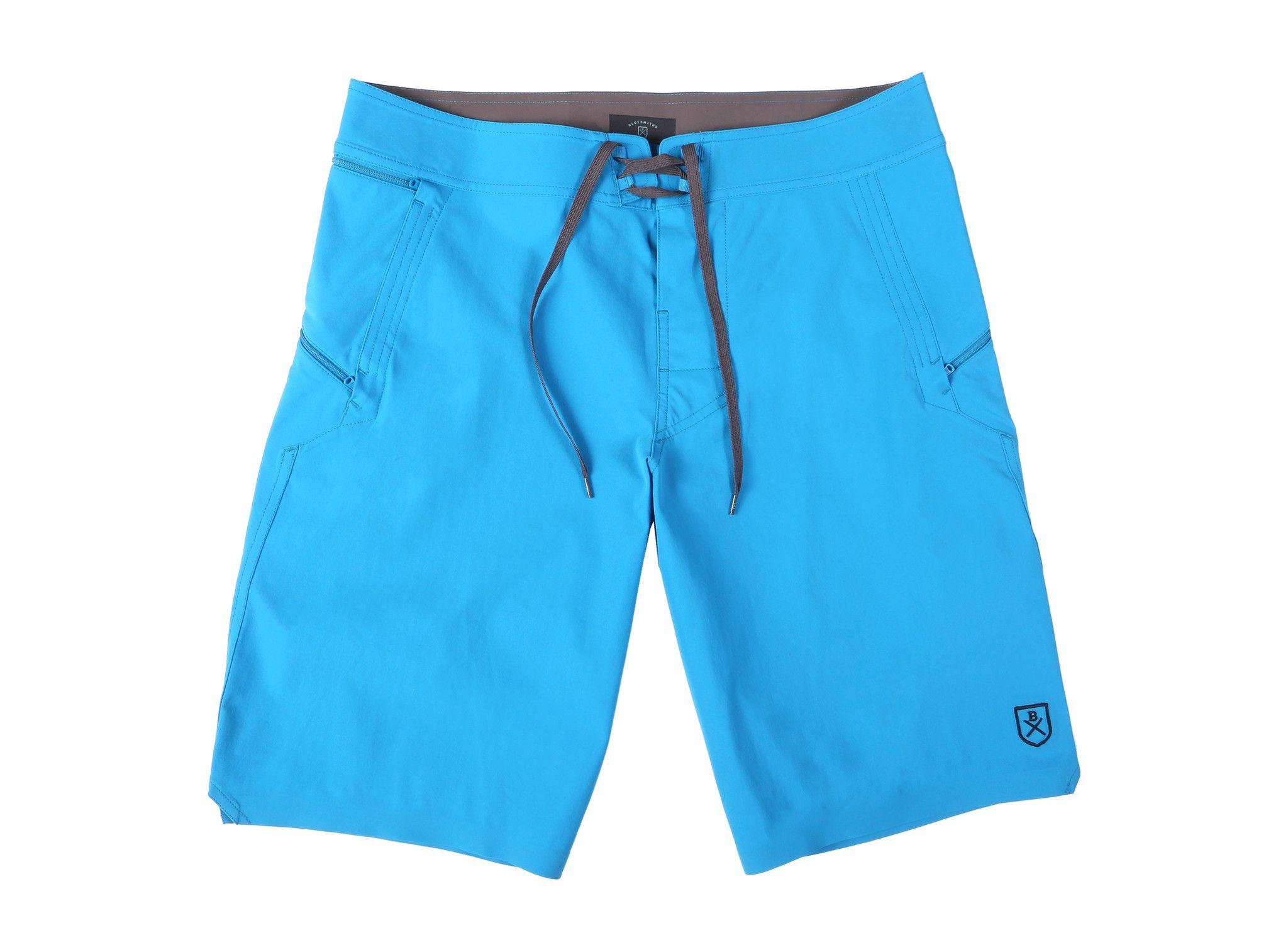 390925879f The Spartan Board Shorts in Hawaiian Ocean | BLUESMITHS