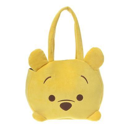 Pooh Tsum Tsum Purse Disney Store Japan