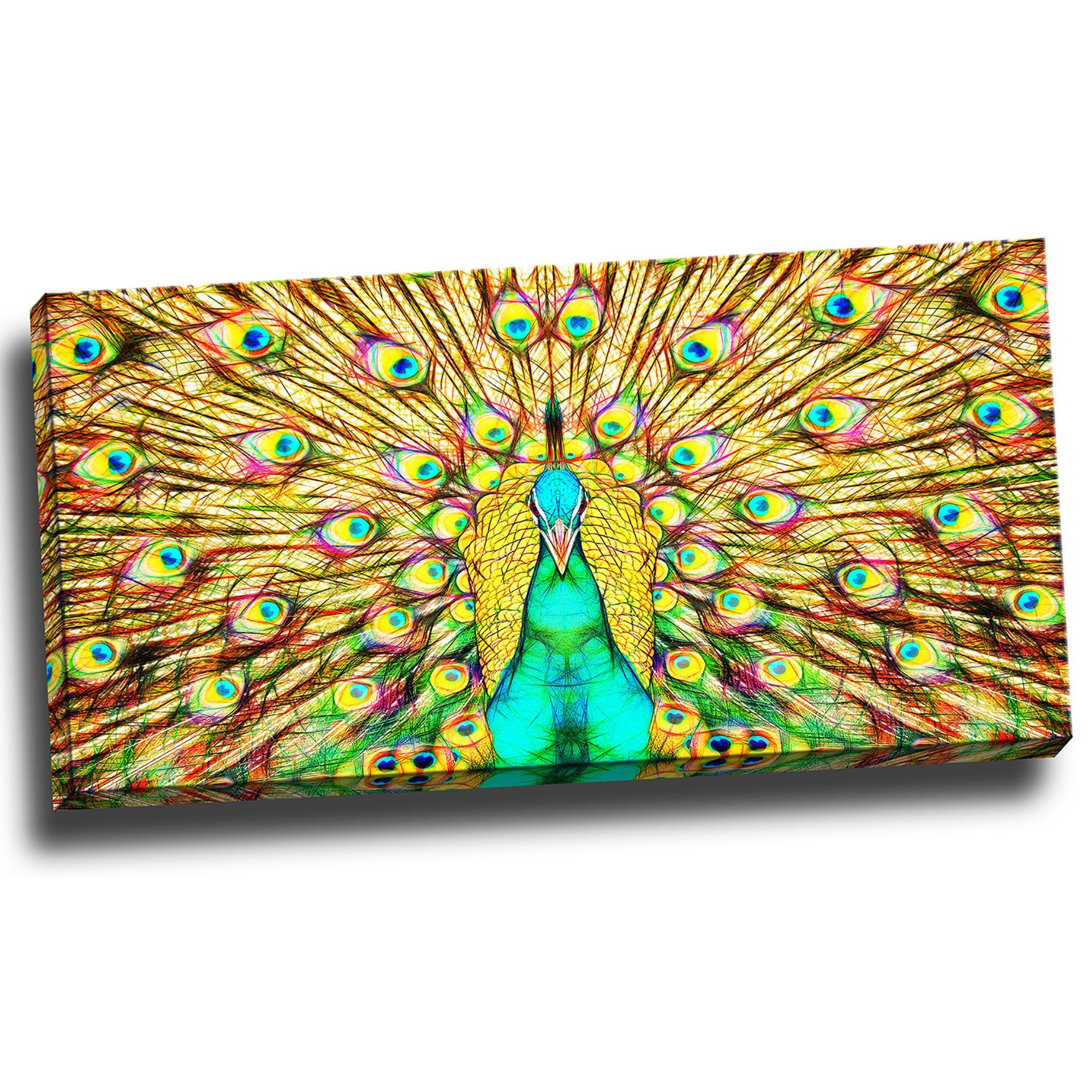 Buy peacock decor from Overstock.com for everyday discount prices ...