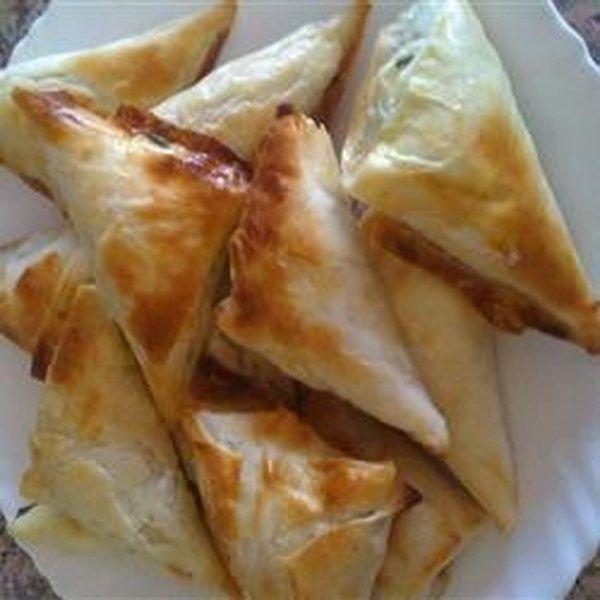 Spanikopita Recipe Recipes Phyllo Food