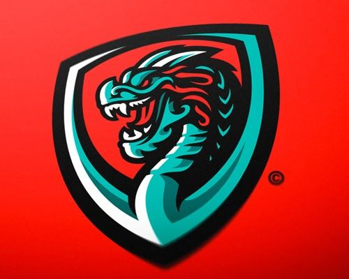 Gambar Logo Guild Free Fire Polos Keren 80 Gaming Logos For Esports Teams And Gamers Download 810 Gambar Logo Dragon Mascot Logo Dragon Mascot Logo Guild
