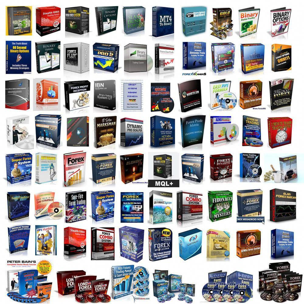 Forex Mega Collection Forex Trading System Forex Robot Binary