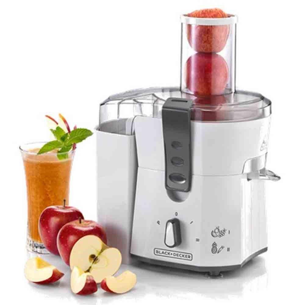 Juicers Black Decker Juice Extractor Je500b5 Juicer Home Appliances Grocery Online