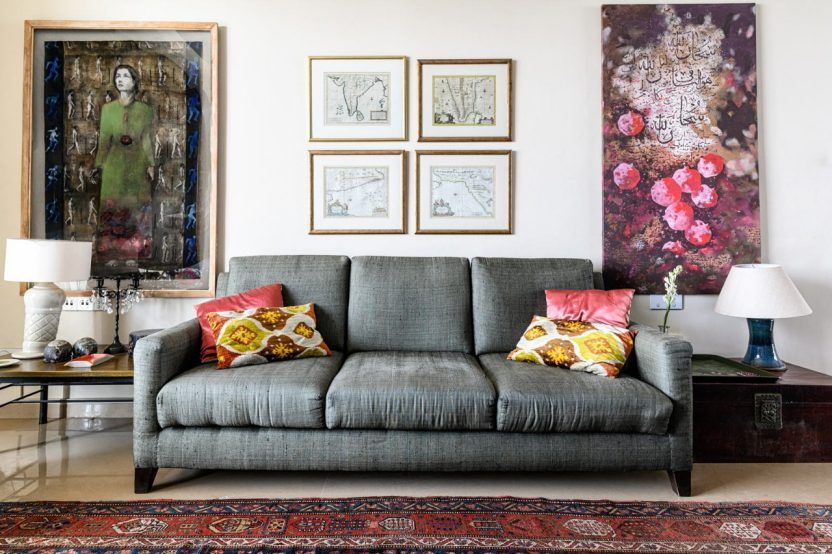 The Art In This Home Is A Mix Of Contemporary Indigenous Textiles Botanicals Along With Sculptures Cera Home Design Decor Higher Design Beautiful Interiors