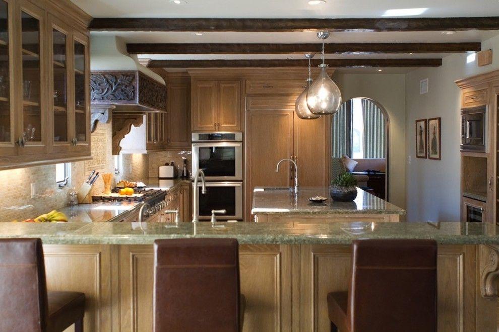 Crema Marfil Granite With Glass Tiles Marble Countertops Marietta Bathroom  Designs Atlanta