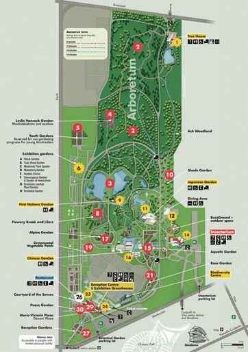 Botanical Garden Montreal Botanical Garden Botanical Gardens