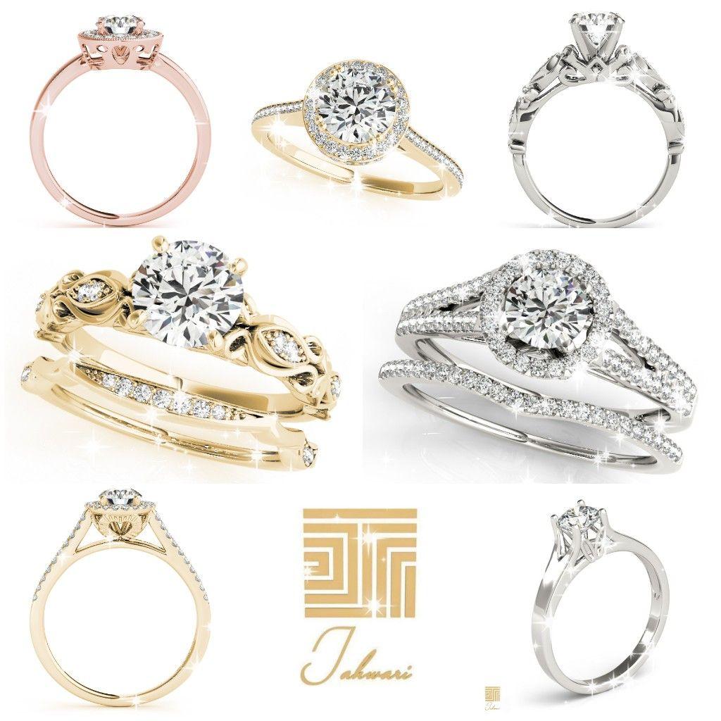 خواتم الماس 2019 Wedding Rings Jewelry Engagement Rings