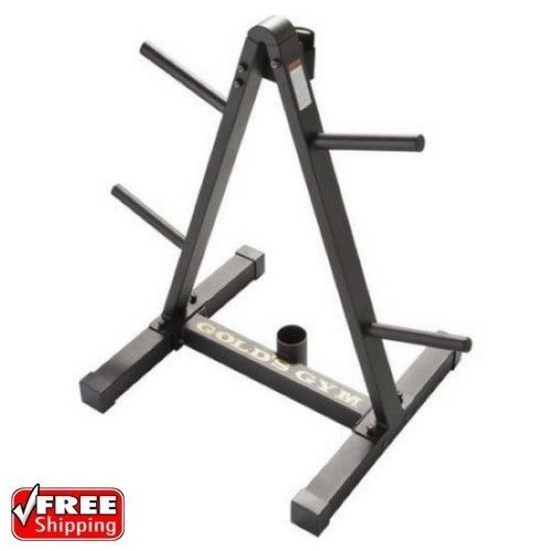Weight Holder Plate Rack Tree Barbell Storage Rack Dumbbell Gym