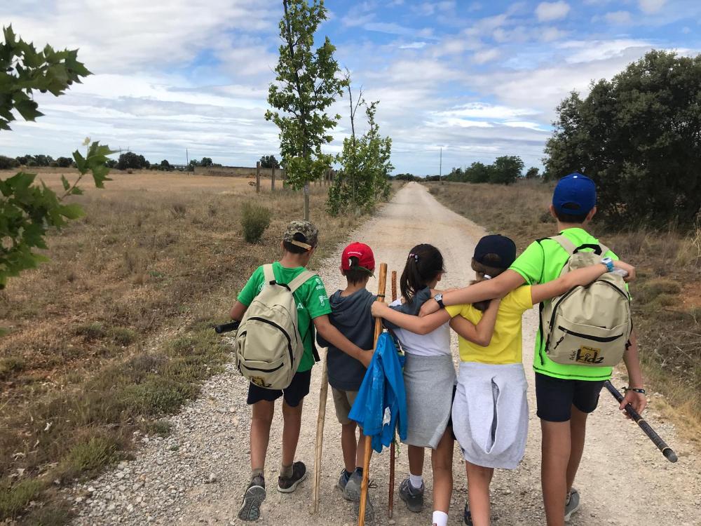 Un Año Más Camino De Santiago Con Niños Mamás Viajeras Camino De Santiago Santiago Camino