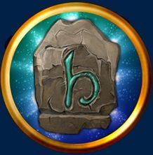 Rune-keeper icon from the game, Lord of the Rings Online    I