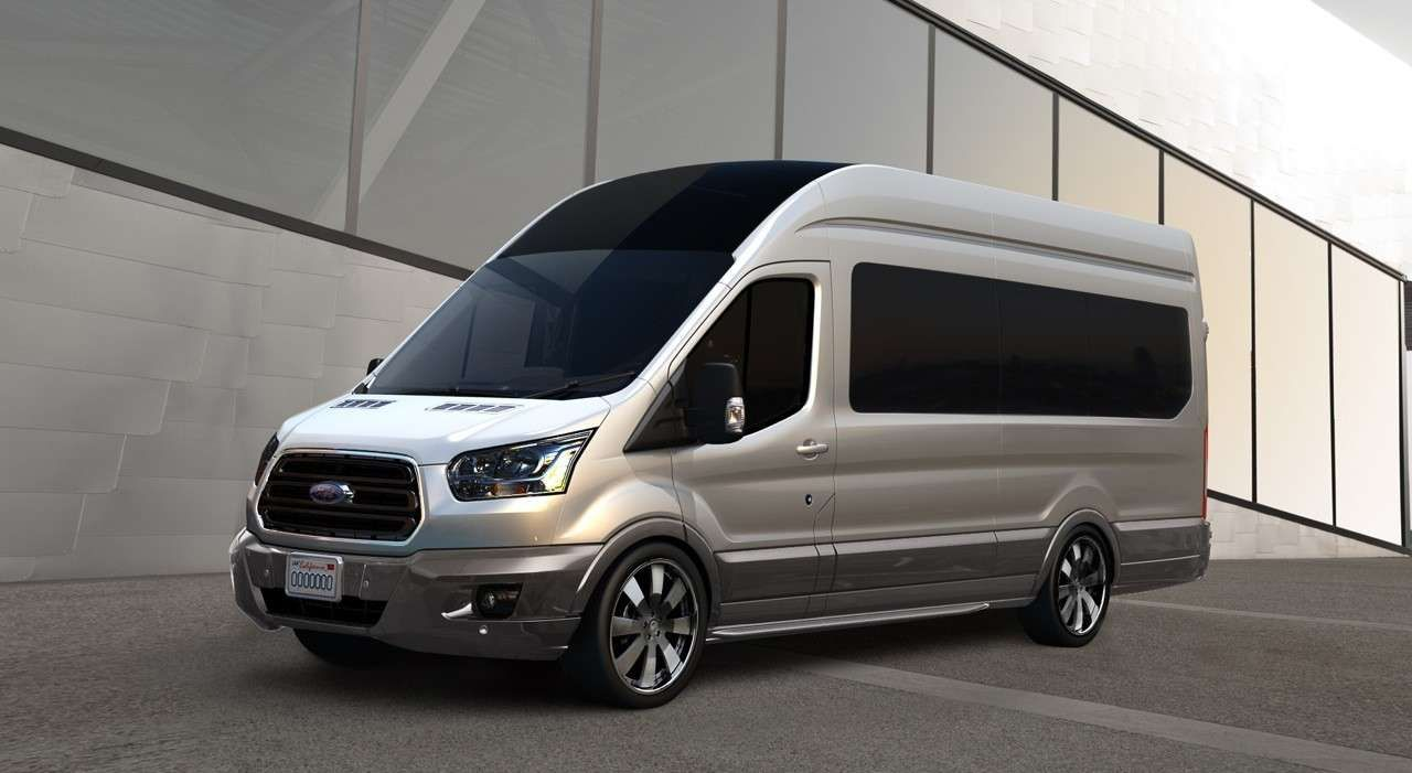 Galpin Auto Sports Transit Skyliner Ford Transit Ford Van Van