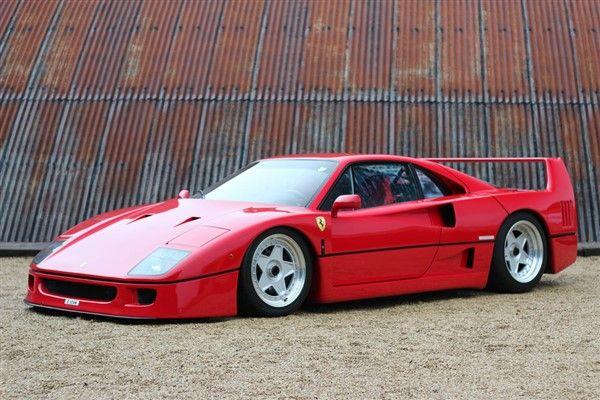 1992 Ferrari F40 Ferrari F40 Ferrari Ferrari Mondial
