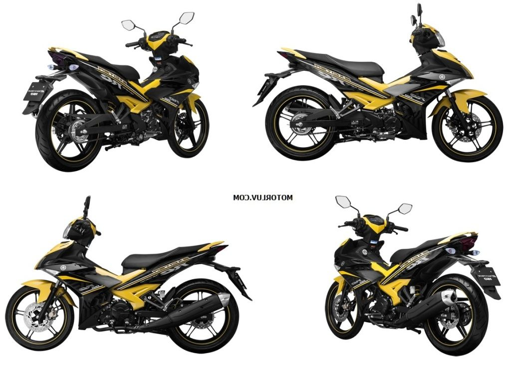 Yamaha Motorcycle Success For The Model Yamaha Exciter 135 135lc In